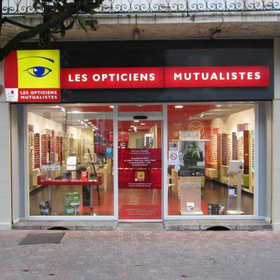 Optique Mutualiste - Dax
