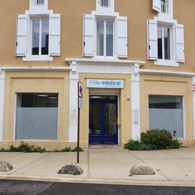 Pôles Médicaux - Villeneuve de Marsan